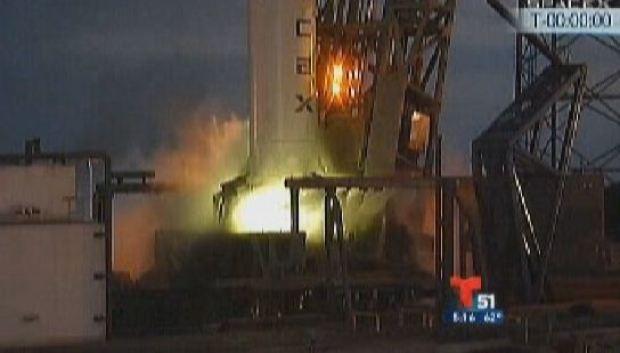 Video: Suspenden lanzamiento de satélite