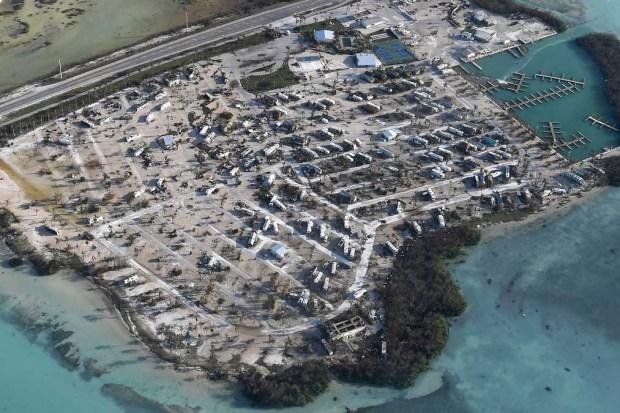 Destrucción y devastación: lo que dejó Irma en los Cayos