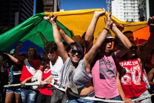 Video: EEUU celebra el Día del Orgullo Gay
