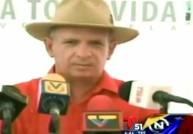 Video: General venezolano arrestado en Aruba