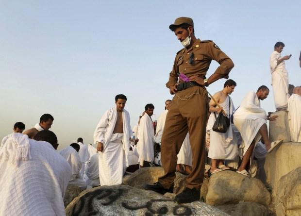 Mortal avalancha enluta peregrinación a La Meca