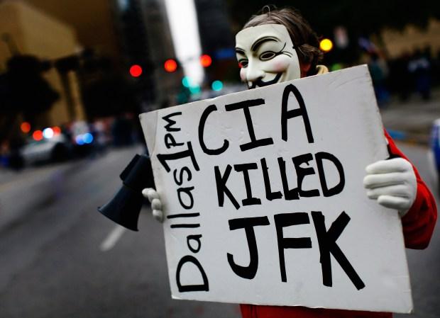 Cómo tener acceso a los archivos sobre el asesinato de JFK