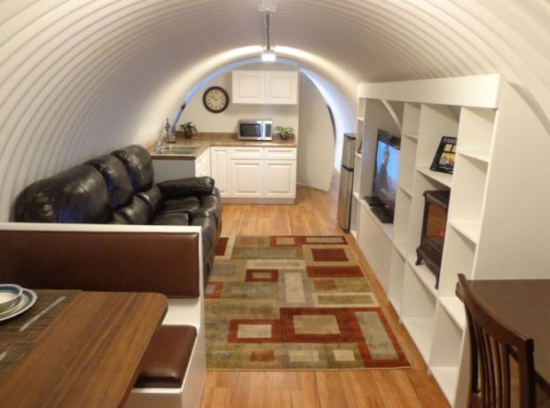 Por dentro: refugios de lujo para sobrevivir a la bomba nuclear