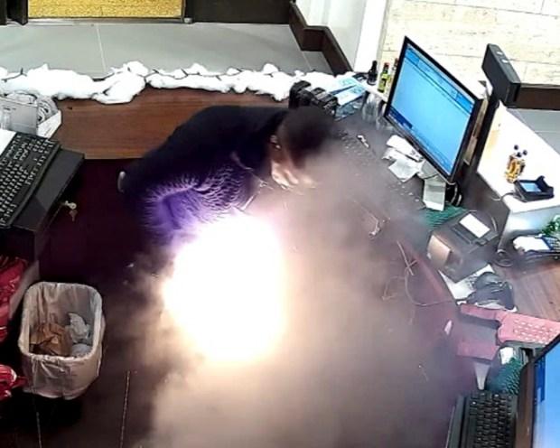 Explosiones de cigarrillos electrónicos: así fueron las más impactantes