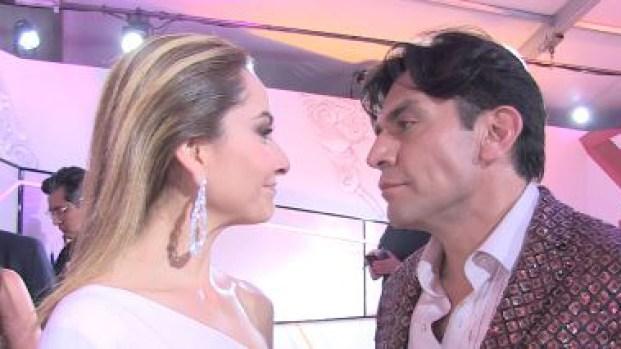 Jorge Salinas y Elizabeth Álvarez cuentan los secretos para un matrimonio sólido