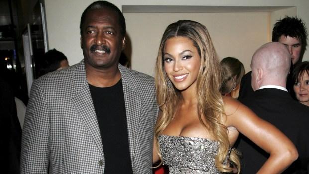 Padre de Beyoncé es diagnosticado con cáncer de seno