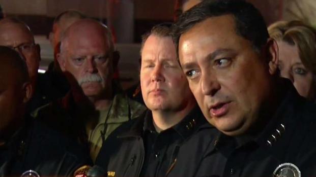 [TLMD - Houston] Oficiales heridos se recuperan satisfactoriamente