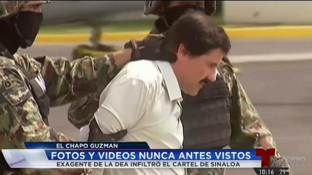 Revelan fotos y videos inéditos de captura de El Chapo