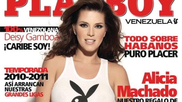 Alicia Machado despierta polémica al publicar foto de sus senos