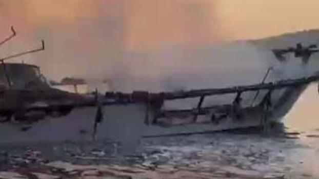 [TLMD - LV] Investigan causas de tragedia en costas de California