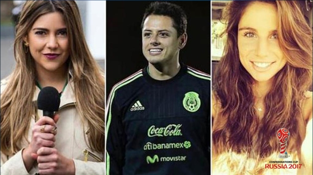 [FIFA2017] Los amores de Chicharito y cómo afectaron su fútbol