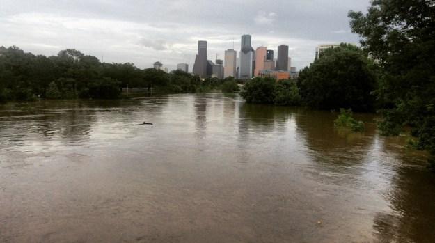 Houston bajo las aguas, van 8 muertos