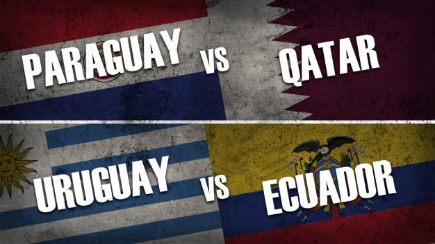 Copa América: mira aquí en vivo los partidos de este domingo