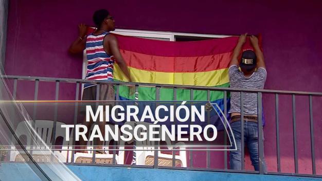 Albergue en Tabasco brinda alivio a migrantes transgéneros