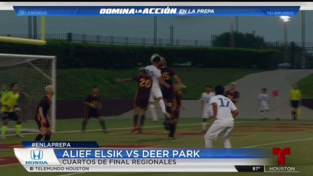 Alief derrota a Deer Park