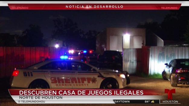 Autoridades descubren presunto casino ilegal