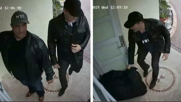 Policía: falsos agentes del FBI roban $30,000 en joyas
