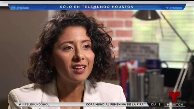 Lina Hidalgo habla sobre metas de su mandato