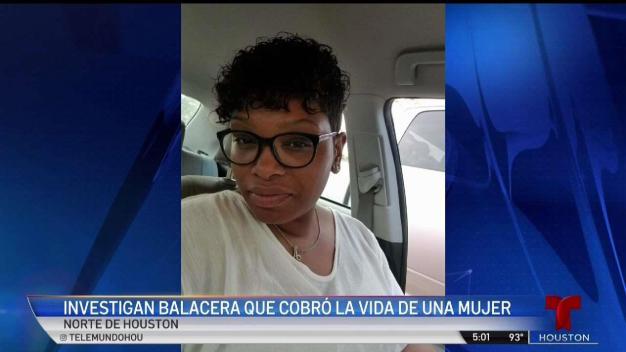 Muere mujer tras balacera en el norte de Houston