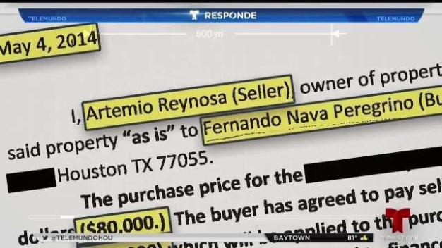 Reclaman al dueño por la compra irregular de una casa