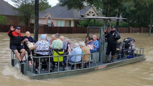 Estudios: Se triplica probabilidad de diluvios como Harvey