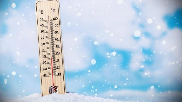Clima frío bueno para bajar de peso
