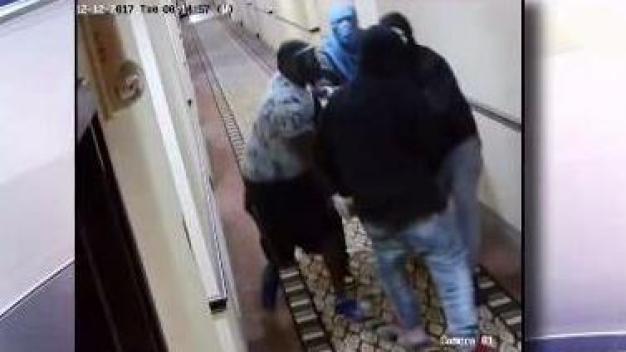 Ya son cinco cajeros automáticos los robados de hoteles