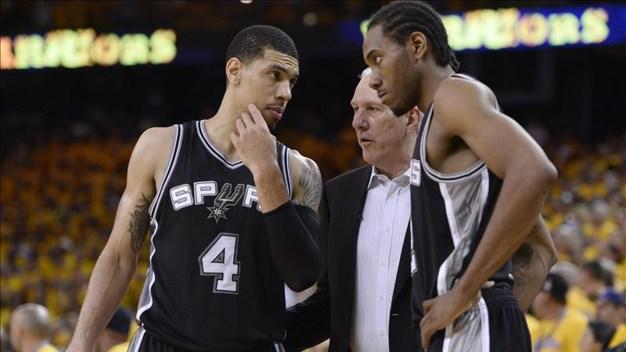 Arbitros admiten mala jugada en empate de Spurs vs Thunder