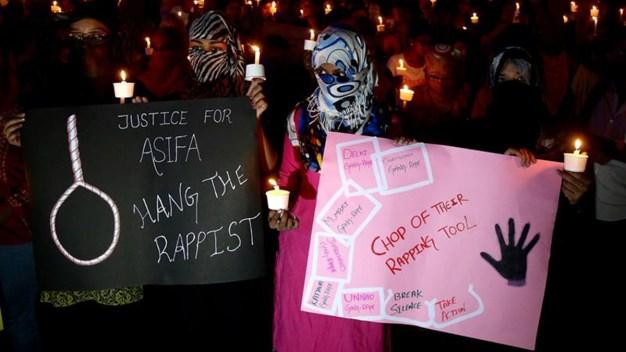 Drástica decisión para violadores en la India