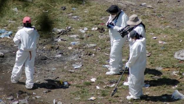 Desaparecidos: autoridades toman muestras de ADN