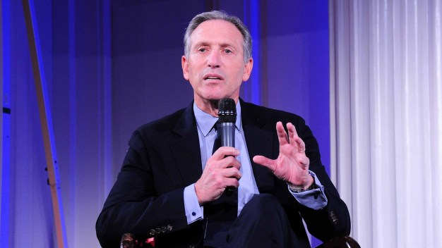Elecciones 2020: exjefe de Starbucks desiste de postularse