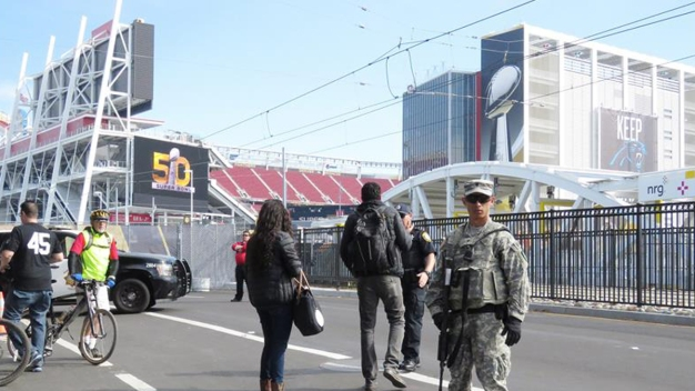 San Francisco se blinda por el Super Bowl