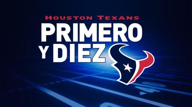 Houston Texans, Primero y Diez