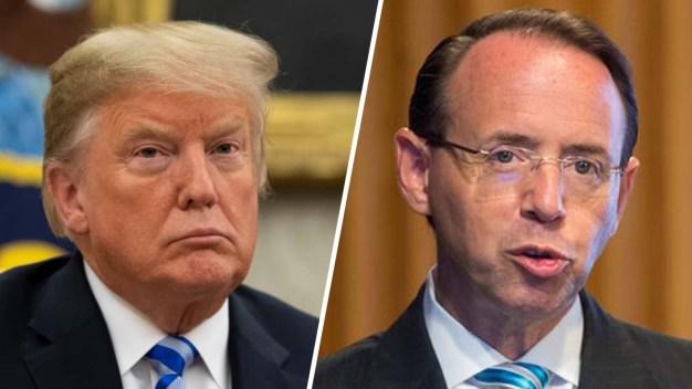 Trump advierte de despidos en FBI y Departamento de Justicia