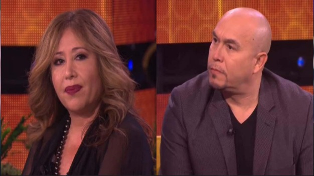 Hermano de Jenni Rivera y reportera discuten en Don Francisco Te Invita}