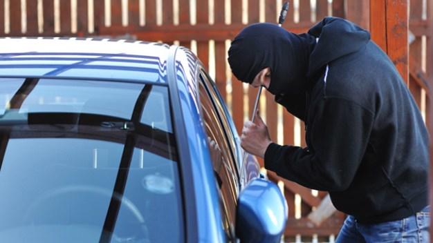 Las marcas de autos más robadas en diciembre en Houston