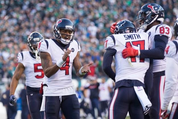 Texans jugarán en Londres por primera vez en su historia
