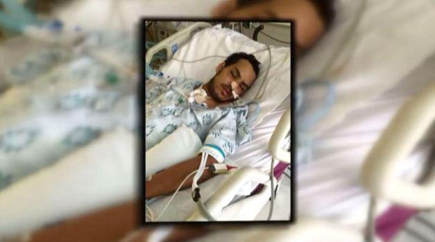 Joven mexicano se recupera luego de casi morir tras accidente