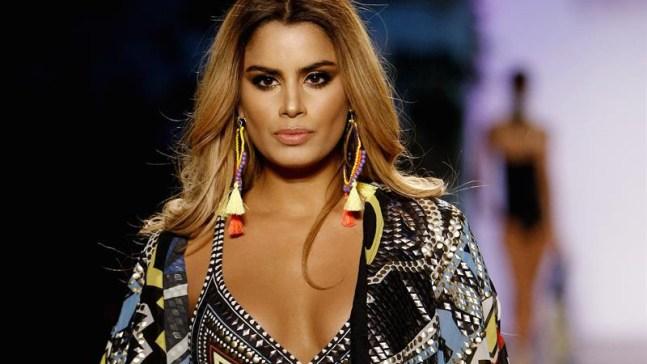 Miss Colombia regresa a las pasarelas