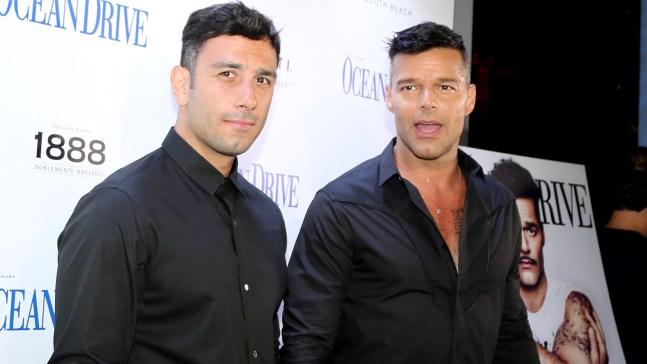 Ricky Martin publica foto con su hija Lucía