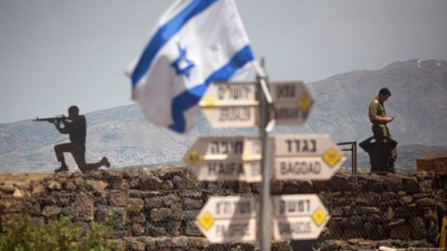 Polémica declaración de Trump sobre Israel