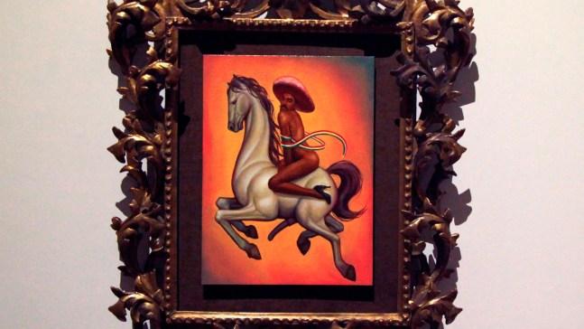 Polémica: Emiliando Zapata desnudo y con tacones