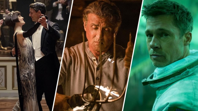 """Rambo"", ""Downtown Abbey"" y ""Ad Astra"" llegan al cine"