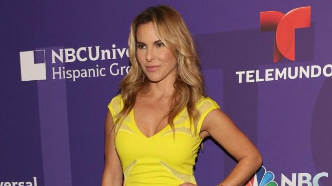 Kate del Castillo ya no será citada como imputada