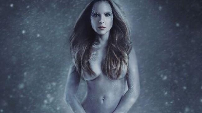 Kate del Castillo se desnuda en polémica campaña
