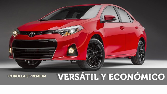 Mejoras en el compacto más vendido en EE.UU.