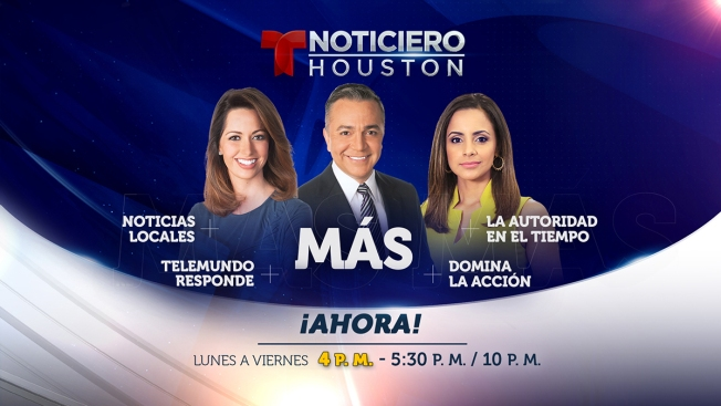 Telemundo Houston Estren Noticiero A Las 4 P M