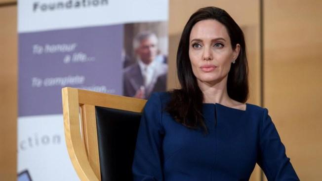 """Jolie cataloga la violencia sexual como """"arma de guerra"""""""