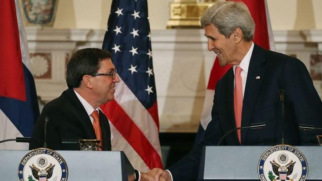 Embajada de EEUU en Cuba abrirá el 14 de agosto