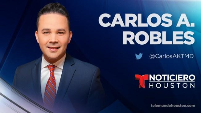 Meteorólogo Carlos Robles